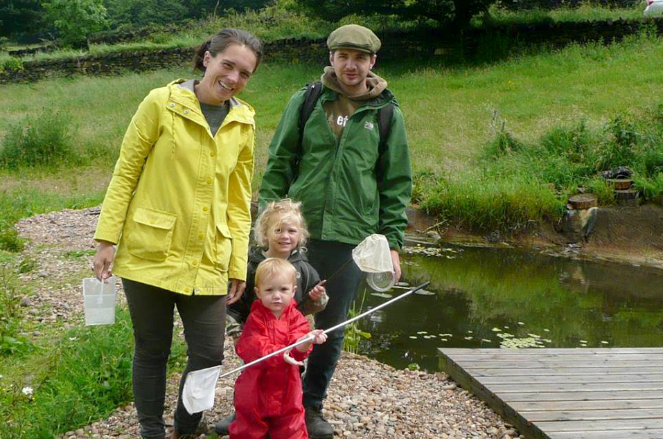 Join us on our family days at Holly Hagg